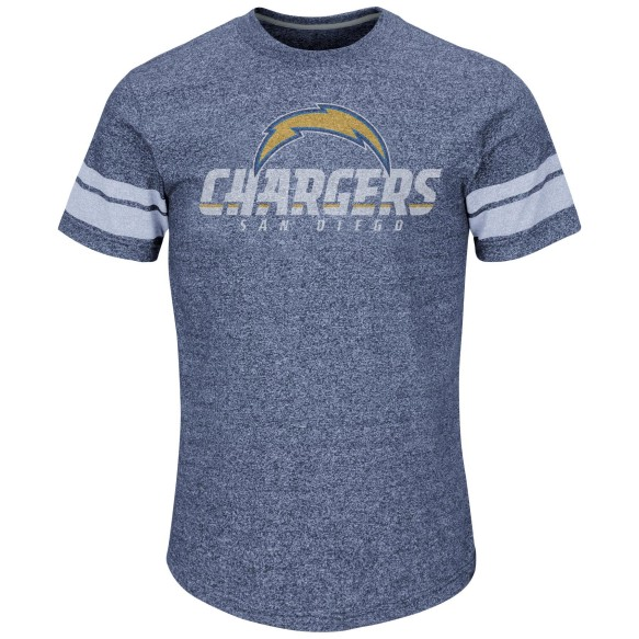 San Diego Chargers Past The Limit NFL T-Shirt