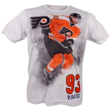 Philadelphia Flyers Jakub Voracek YOUTH FX Highlight Reel Kewl-Dry T-Shirt