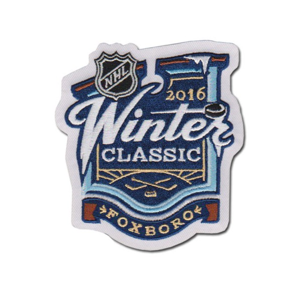 2016 NHL Winter Classic Logo Patch