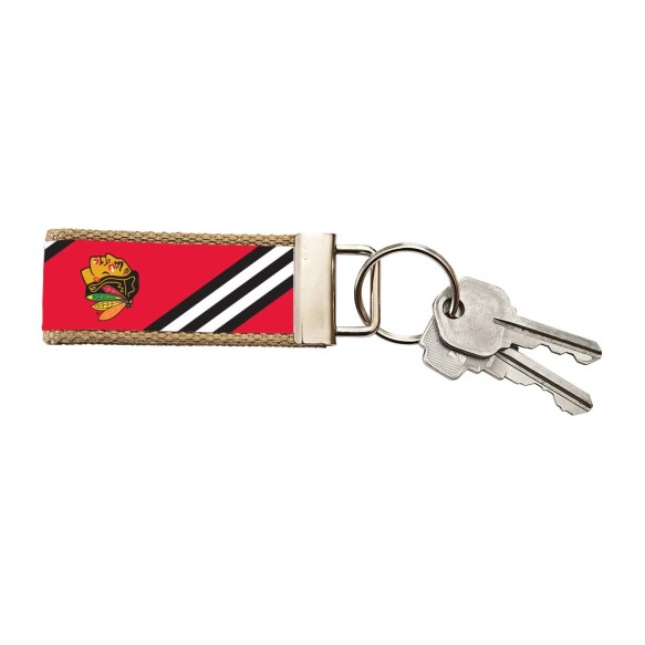 Chicago Blackhawks Regatta Key Fob