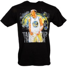 Golden State Warriors Stephen Curry See Me Score NBA T-Shirt