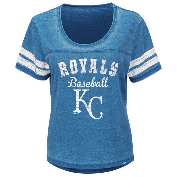 Kansas City Royals Women's Loving The Game T-Shirt