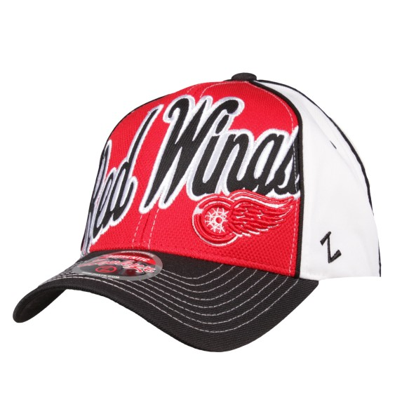 Detroit Red Wings NHL Zephyr Uprising Cap | Adjustable