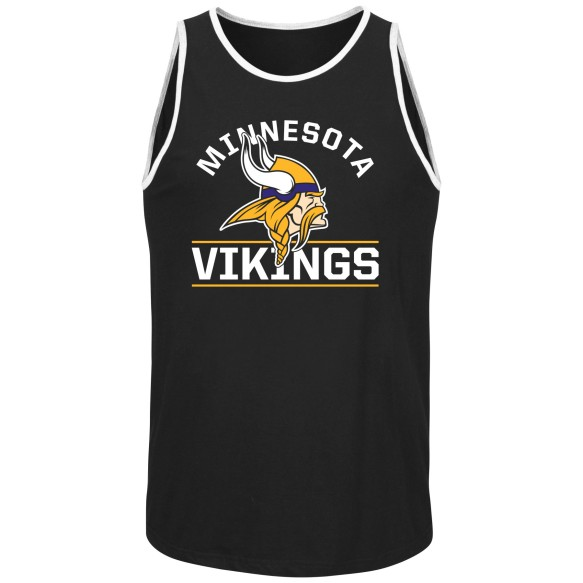 Minnesota Vikings Go Far NFL Tank Top