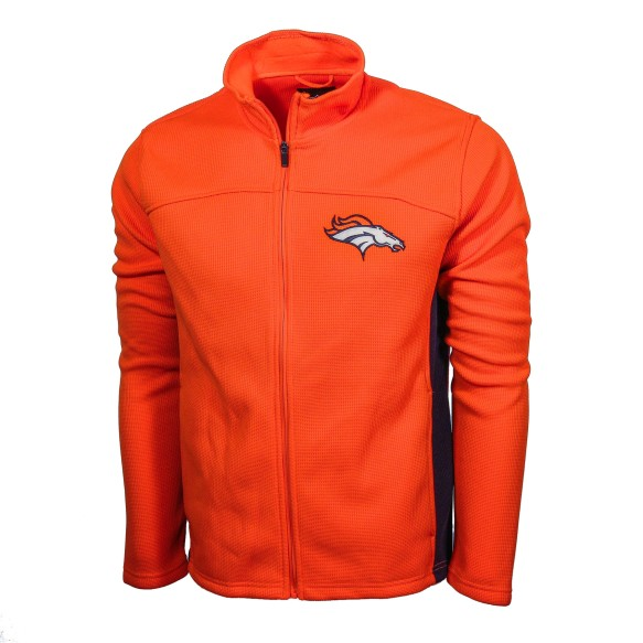 Denver Broncos NFL Transitional Full Zip Jacket