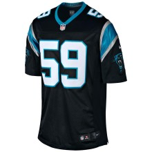 Carolina Panthers Luke Kuechly NFL Nike Limited Team Jersey