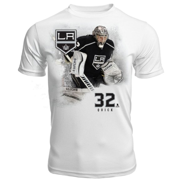 Jonathan Quick FX Highlight Reel Kewl-Dry T-Shirt
