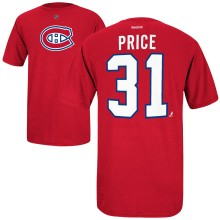 Montreal Canadiens Carey Price YOUTH NHL Player Name & Number T-Shirt