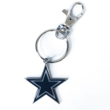 Dallas Cowboys NFL Logo Keychain