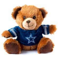 Dallas Cowboys 7.5 inch Jersey Sweater Bear