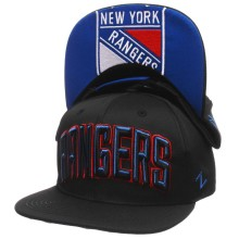 New York Rangers Zephyr Villain Cap