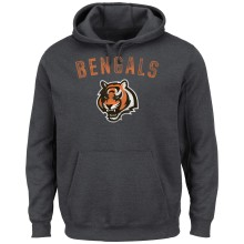 Cincinnati Bengals NFL 2016 Kick Return Hoodie (Charcoal)