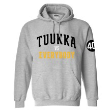 Tuukka VS Everybody Pullover Arch Hoodie (Sport Gray)