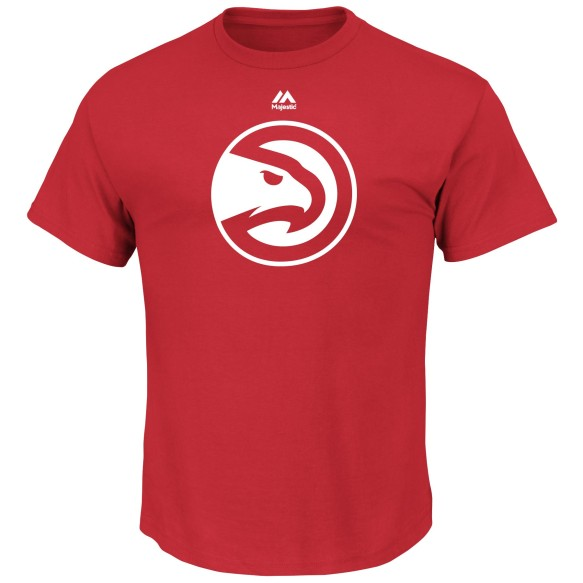 Atlanta Hawks Primary Logo NBA T-Shirt