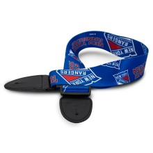 New York Rangers NHL Guitar Strap