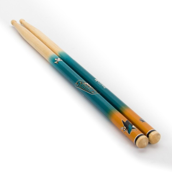 San Jose Sharks Drum Sticks