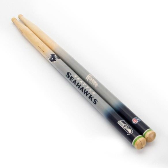 Seattle Seahawks NFL Drum Sticks