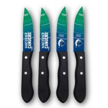 Vancouver Canucks Steak Knives (4-Piece Set)