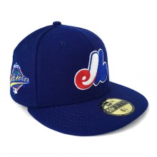 Montreal Expos 1994 World Series Dream 59Fifty Authentic Fitted Baseball Cap