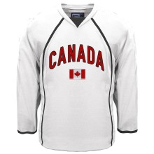 Canada MyCountry Fan Hockey Jersey (White)