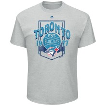 Toronto Blue Jays Cooperstown Vintage Style T-Shirt