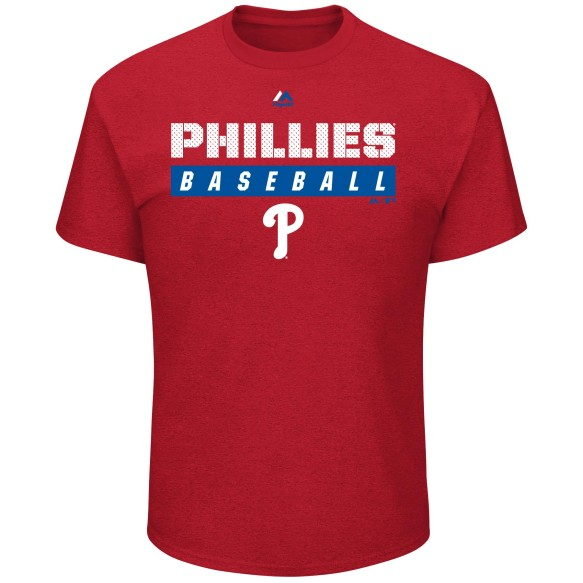 Philadelphia Phillies Proven Pastime T-Shirt