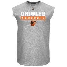 Baltimore Orioles Proven Pastime Muscle T-Shirt