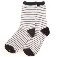 Life is Good Women's Crew Socks (Cloud White)