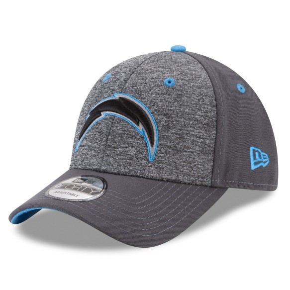 Los Angeles Chargers The League Shadow 2 9FORTY Cap | Adjustable