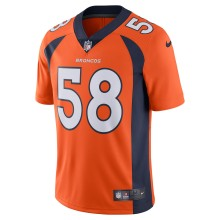 Denver Broncos Von Miller NFL Nike Limited Team Jersey - Orange