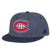 Montreal Canadiens Adidas NHL Two Tone Wool Fitted Cap
