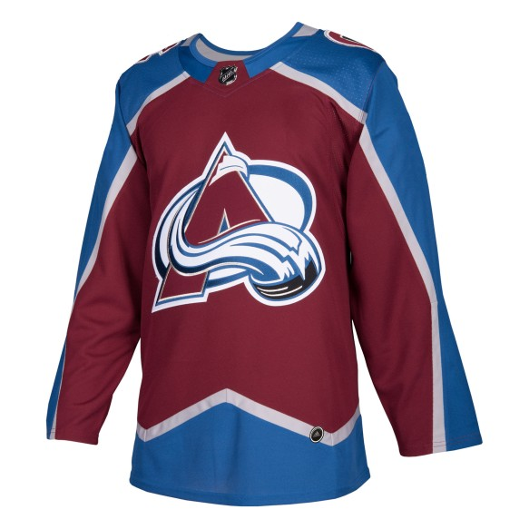 Colorado Avalanche adidas adizero NHL Authentic Pro Home Jersey