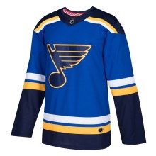 St. Louis Blues adidas adizero NHL Authentic Pro Home Jersey