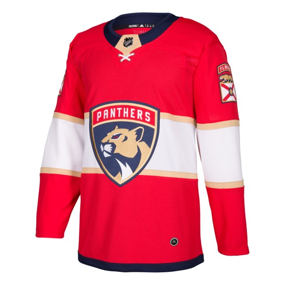 Florida Panthers adidas adizero NHL Authentic Pro Home Jersey