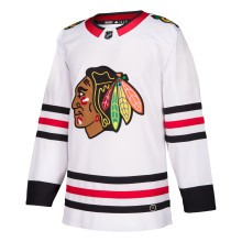 Chicago Blackhawks adidas adizero NHL Authentic Pro Road Jersey