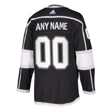 Los Angeles Kings ANY NAME adidas NHL Authentic Pro Home Jersey - Pro Stitched