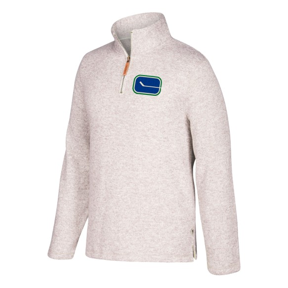 Vancouver Canucks CCM 1/4 Zip Pullover