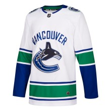 Vancouver Canucks adidas adizero NHL Authentic Pro Road Jersey