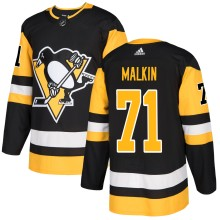 Evgeni Malkin Pittsburgh Penguins adidas  NHL Authentic Pro Home Jersey - Pro Stitched