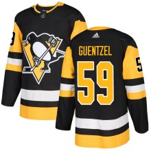 Jake Guentzel Pittsburgh Penguins adidas  NHL Authentic Pro Home Jersey - Pro Stitched
