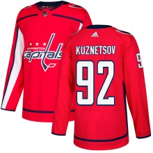 Evgeny Kuznetsov Washington Capitals adidas adizero NHL Authentic Pro Home Jersey