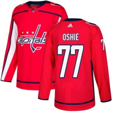 T.J. Oshie Washington Capitals adidas adizero NHL Authentic Pro Home Jersey