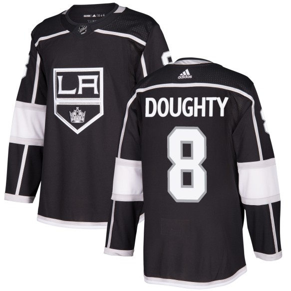 Drew Doughty Los Angeles Kings adidas  NHL Authentic Pro Home Jersey - Pro Stitched