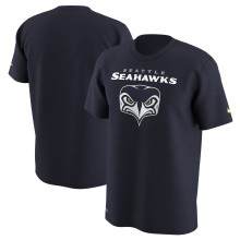 Seattle Seahawks NFL Nike Alternate Logo Dri-FIT T-Shirt - Navy