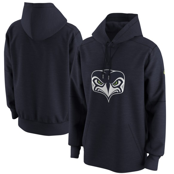 Seattle Seahawks Nike NFL Alternate Frontface Logo PO Hoodie