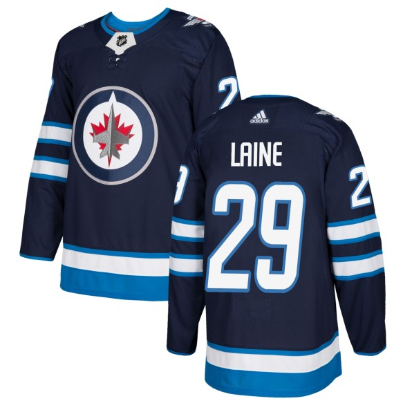 Patrik Laine Winnipeg Jets adidas  NHL Authentic Pro Home Jersey - Pro Stitched