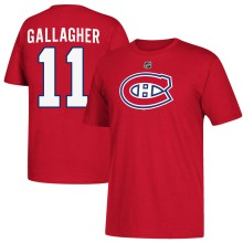 Montreal Canadiens Brendan Gallagher NHL YOUTH Player Name & Number T-Shirt
