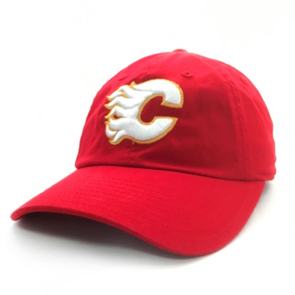 Calgary Flames NHL Vintage Blue Line Cap | Adjustable