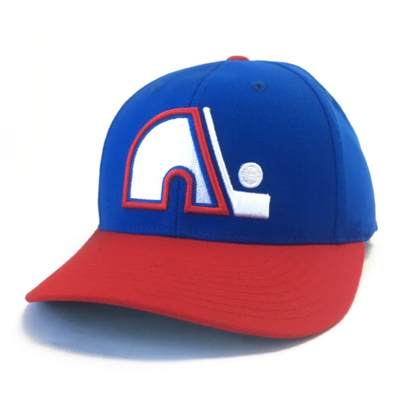 Quebec Nordiques NHL Vintage Tradition Wool Cap | Adjustable