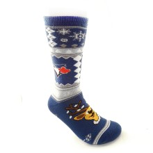 Toronto Blue Jays MLB Holiday Knit Crew Socks